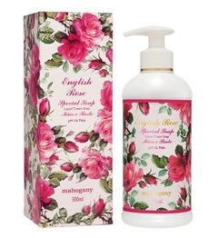 Sabonete Líquido English Rose 300ml [Mahogany]