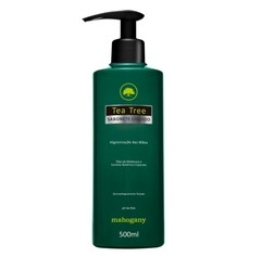 Sabonete Líquido para as Mãos Tea Tree 500ml [Mahogany]