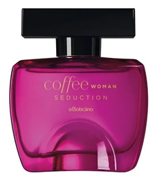 Coffee Woman Seduction Colônia Desod. Feminina 100ml [O Boticário] - comprar online