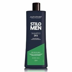 Shampoo 2x1 Stilo Men 250ml [Alfaparf]