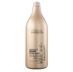 Shampoo Absolut Repair Lipidium 1,5L [L'oréal Professionnel]