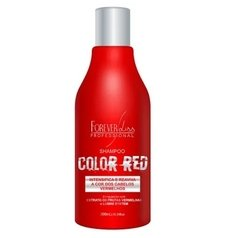 Shampoo Color Red 300ml [Forever Liss]