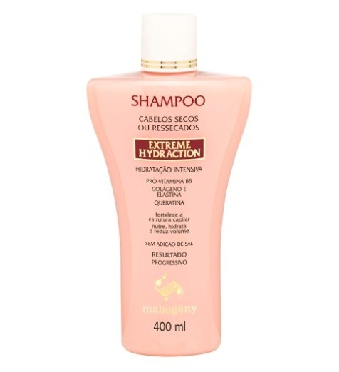Shampoo Extreme Hydraction 400ml [Mahogany] - comprar online