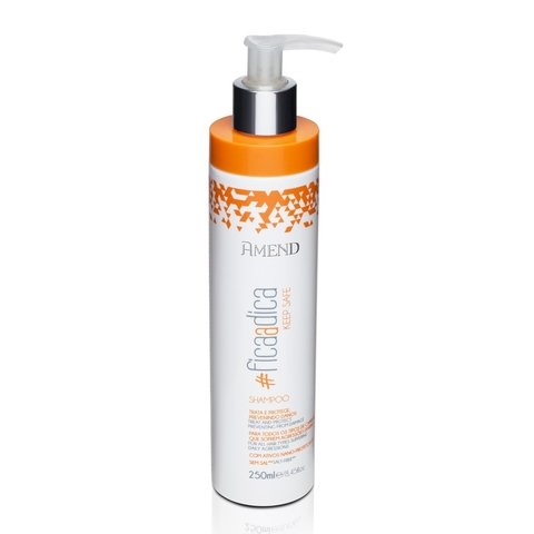 Shampoo #Ficaadica Keep Safe 250ml [Amend]