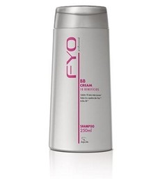 Shampoo BB Cream 250ml [Fyo - Jequiti]
