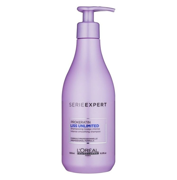 945fb675a Shampoo Liss Unlimited 500ml [L'oréal Professionnel]