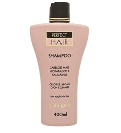 Shampoo Perfect Hair 400ml [Mahogany]