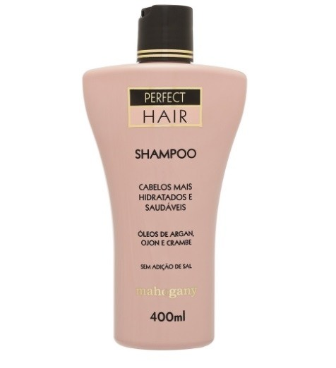 Shampoo Perfect Hair 400ml [Mahogany] - comprar online