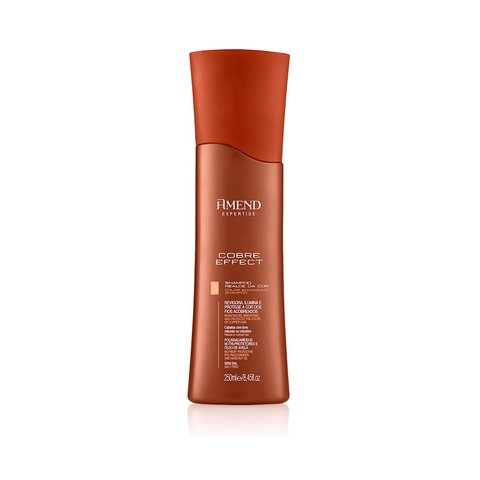 Shampoo Realce da Cor Cobre Effect 250ml [Amend]
