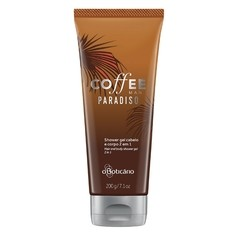 Shower Gel Coffee Man Paradiso 200g [O Boticário]