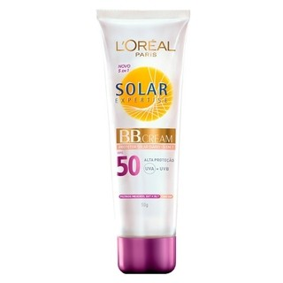 BB Cream Solar FPS 50 50g [L'oréal Paris]