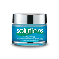 Gel-Creme Hidratante Facial Acqua Night [Solutions - Avon]