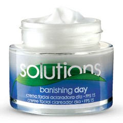 Banishing Day Creme Facial Clareador Dia FPS 15 [Avon]