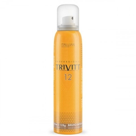 Spray de Brilho Intenso 12 200ml [Trivitt - Itallian]