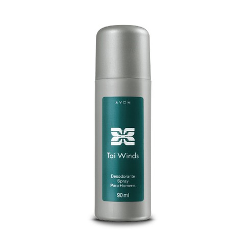 Tai Winds Desodorante Spray Masculino 80ml [Avon]