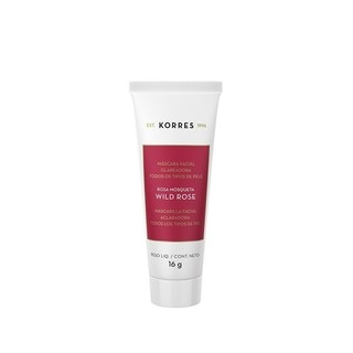 Máscara Facial Clareadora Wild Rose 16g [Korres]