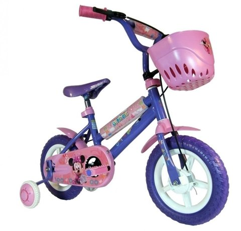 Bicicletas Rodado 12 Barbie - Mickey - Minnie - Varios