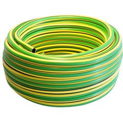 Riego Pvc Tricolor 1/2 x 25mts Reforzada