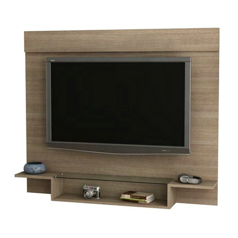 Mueble Flotante Panel Lcd Rack Modular Tv Led Melamina