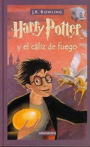 Harry Potter Y El Caliz De Fuego - J. K. Rowling