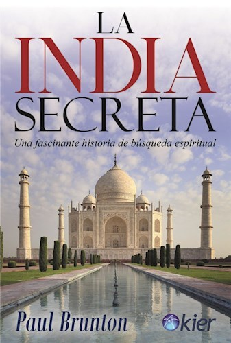 La India Secreta -  Paul Brunton