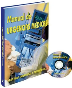 Manual de Urgencias Médicas. Editorial CULTURAL