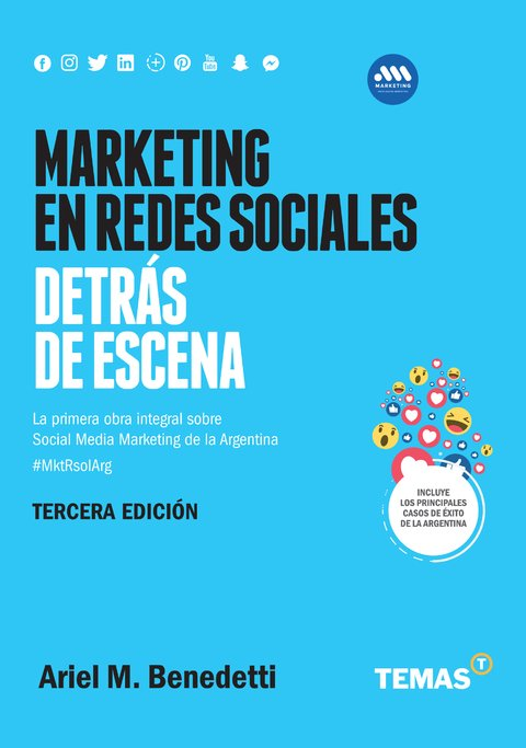 Marketing en redes sociales. Detrás de escena.