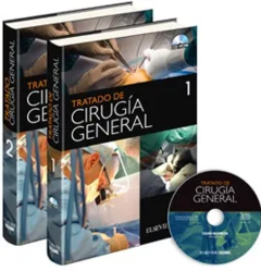 Tratado de Cirugía General c/CD ROM - Editorial OCEANO