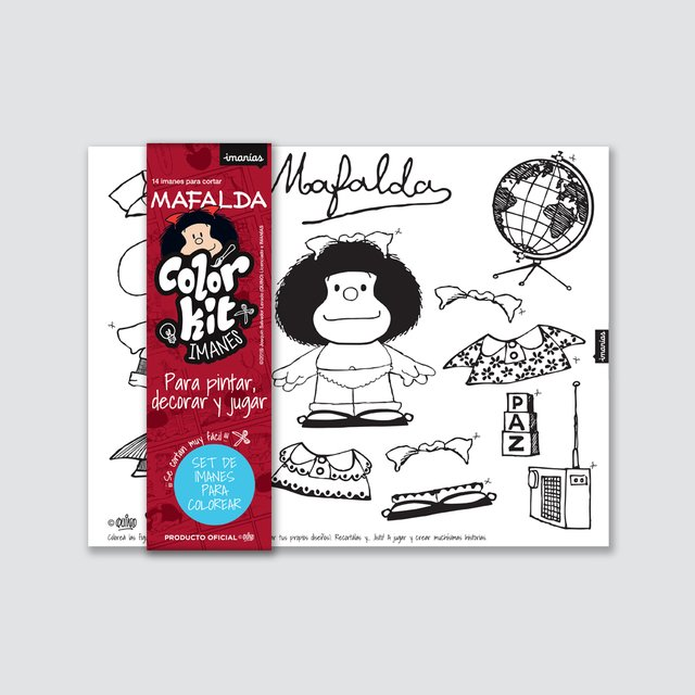 MAFALDA Color Kit