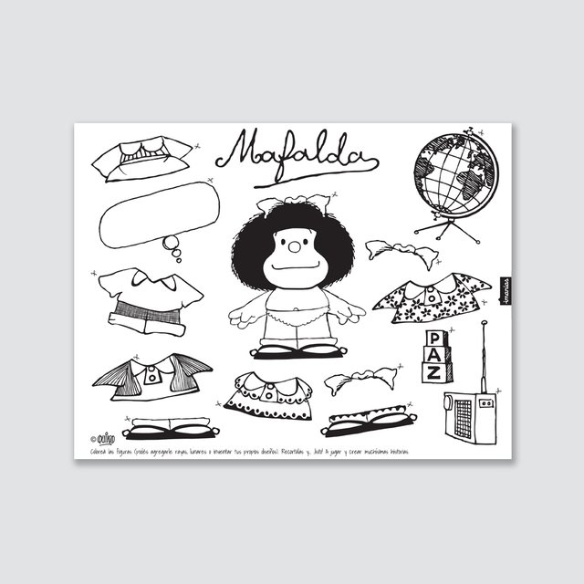 MAFALDA Color Kit - IMANIAS