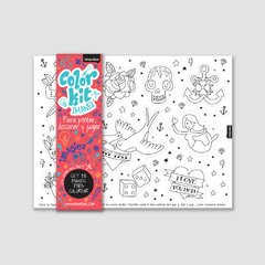 Color Kit Tattoo - comprar online