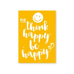 Quote x1 Think happy