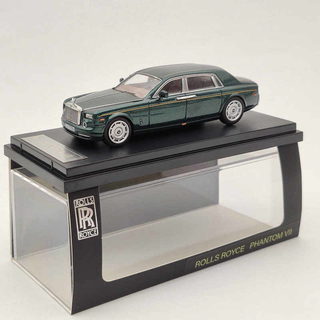 Alloy 1:64 Rolls Royce Phantom Verde