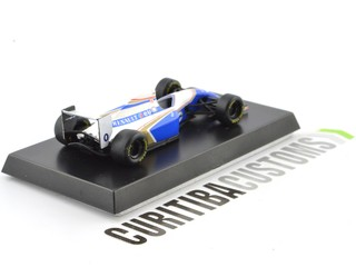 Aoshima 1:64 Willians F1 FW16 #0 D. Hill (1994) - buy online