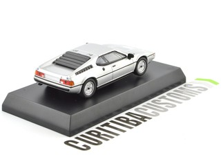 Kyosho 1:64 BMW M1 - Silver - buy online