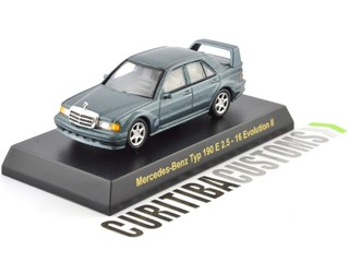 Kyosho 1:64 Mercedes 190 Evolution II - Green