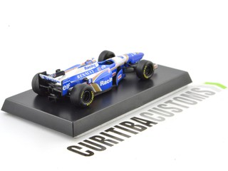 Aoshima 1:64 Willians F1 FW18 #5 D. Hill (1996) - comprar online