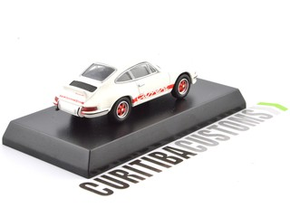 Kyosho 1:64 Porsche 911 Carrera RS - White/Red - buy online