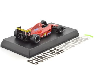 Kyosho 1:64 Ferrari F1-91 early version #28 J. Alesi (1991) - comprar online