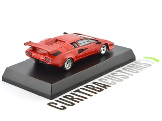Kyosho 1:64 Lamborghini Countach LP5000S - Red - buy online