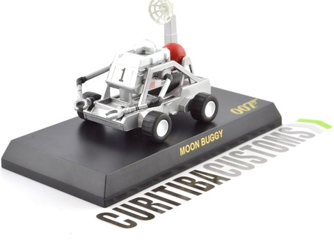 Kyosho 1:72 James Bond 007 - Moon Buggy