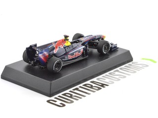 Kyosho 1:64 Suzuka's Legends 2010 Red Bull RB6 #5 S. Vettel - buy online