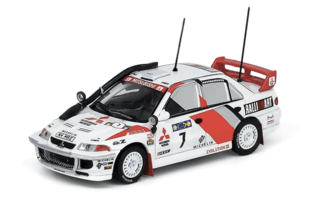 INNO64 1:64 Mitsubishi Lancer Evolution III Safarari Rally 1996