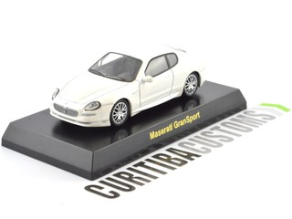 Kyosho 1:64 Maserati GranSport - White