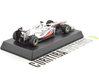 Kyosho 1:64 Suzuka's Legends 2011 McLaren MP4-26 #4 J. Button - comprar online