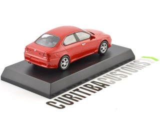 Kyosho 1:64 Alfa Romeo 156 GTA - Red - buy online