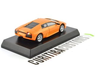 Kyosho 1:64 Lamborghini Murciélago - Orange - buy online