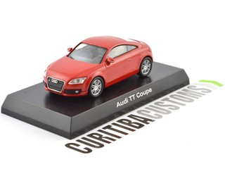 Kyosho 1:64 Audi TT Coupé - Red