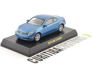 Kyosho 1:64 Skyline Coupé - Blue