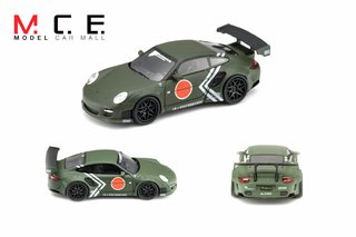 PRÉ VENDA MCE Resina 1:64 Porsche 911 LB Performance Zero Fighter - buy online